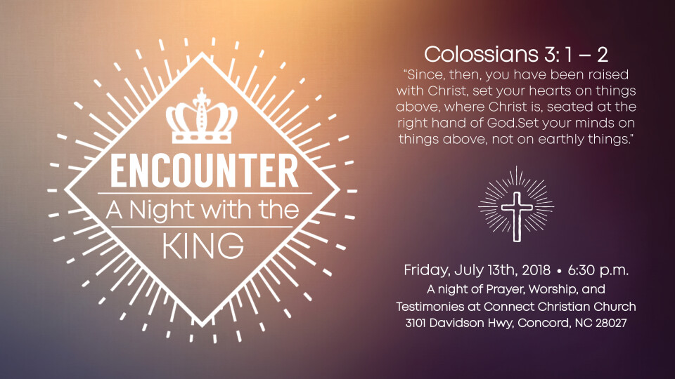 ENCOUNTER: A Night with the King