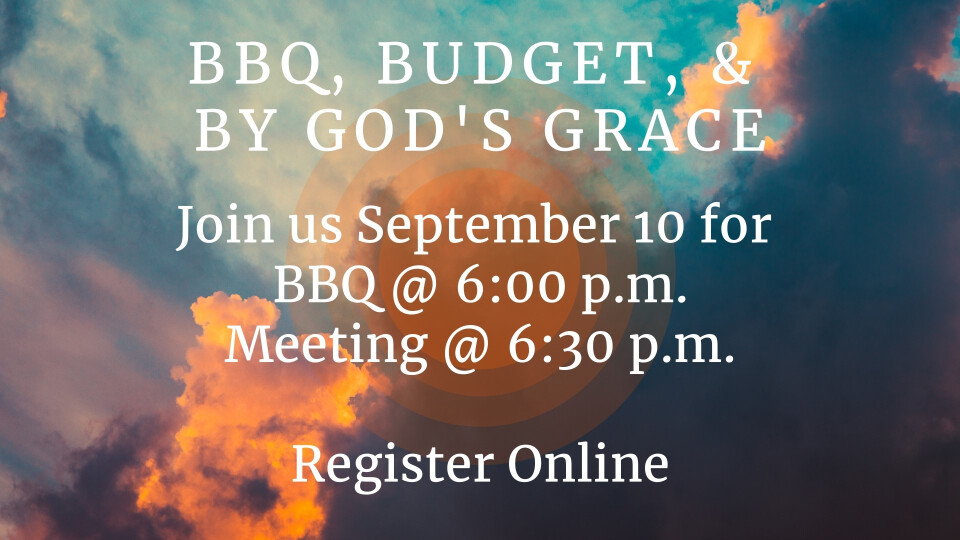 Budgets and BBQ: